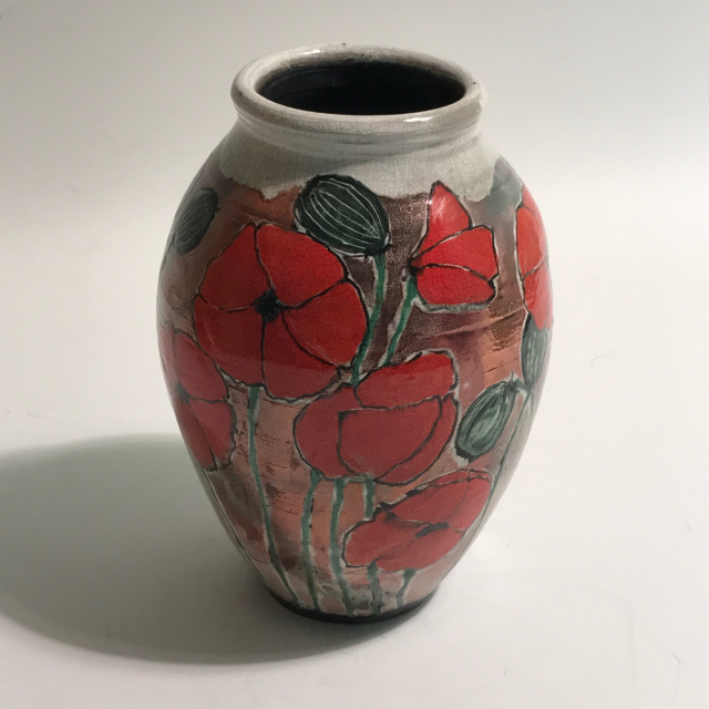 Vases And Moon Pots